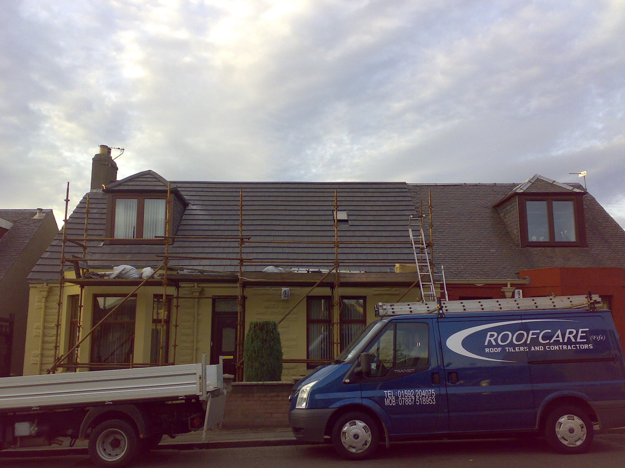 New roof in Modern tiles Lochgelly.jpg